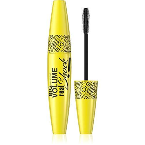 Eveline Cosmetics Big Volume Real Shock Mascara, 10 ml