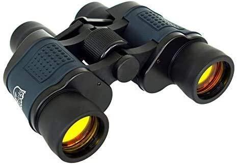 Derbeisy 3000M HD Profi Jagd Fernglas Teleskop Nachtsicht für Wandern Reisen Feldarbeit Forstwirtschaft Brandschutz 60x60
