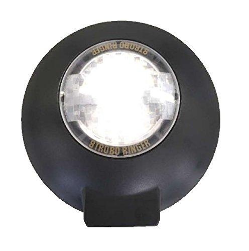 電話着信 音と光で通知 LED ストロボリンガー STR-LTB2