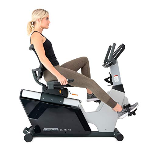 3G Cardio Elite RB Exercise Bike, Recumbent