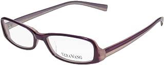 V29 Womens/Ladies Designer Full-rim Popular Design Upscale Plastic Temples Eyeglasses/Glasses
