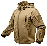 Rothco The Special Ops Soft Shell Jacket in Coyote Tan (X-Large)