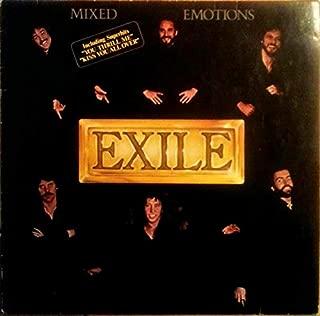 Exile - Mixed Emotions - RAK - 1C 064-61 797, EMI Electrola - 1C 064-61 797