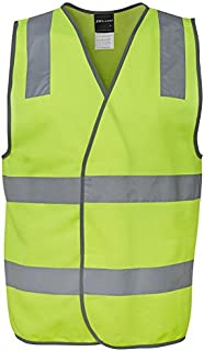 JB's Wear - Hi Vis (D+N) Safety Vest - 6DNSV