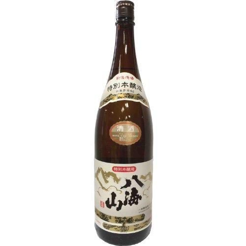 八海醸造 八海山『特別本醸造』