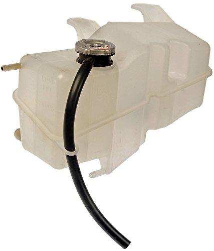Dorman 603-307 Front Engine Coolant Reservoir for Select Chrysler / Dodge Models, Black