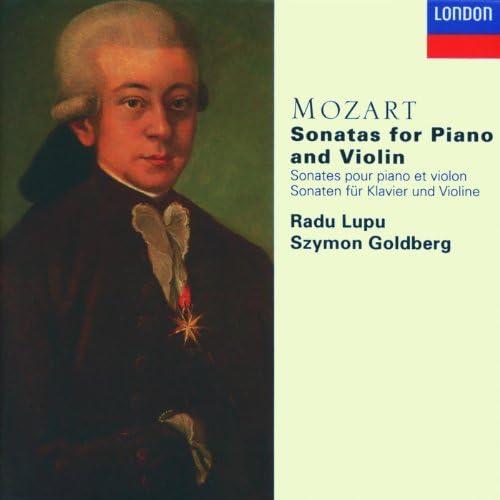 Radu Lupu, Szymon Goldberg & Wolfgang Amadeus Mozart