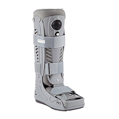 PhysioRoom Elite Air Fracture Walker - Soporte, Soporte, Ajustable, Higiénico Alternativo, Compresión, Ajuste personalizado, Estabilidad, Cómodo, Soft-Foam, Respirable, Tejido Guarnición - Walker Boot Small