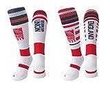 WackySox RWC 2015 England Rugby Socks (Small 12-2) -WackySox
