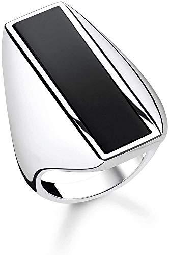 THOMAS SABO Damen-Ringe 925 Sterlingsilber mit \'- Ringgröße 54 TR2220-024-11-54