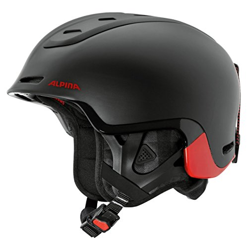 ALPINA Spine Casco de esquí