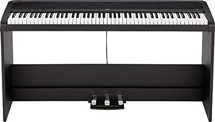 Korg B2SP BK - Kit de piano digital negro