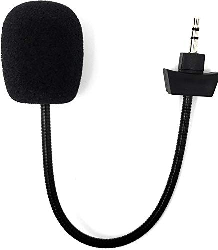 TNE Replacement 2.5mm Microphone Boom Game Mic for PDP Afterglow AG9...