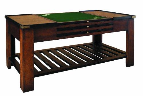 Authentic Models Großer Spieltisch Honey, groß, Möbel in Military und Navy Stil
