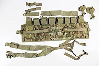 MOLLE Tactical Assault Panel (TAP) Vest, NSN 8465-01-580-0689/8465015800689, US Military Issue (Rack Vest)