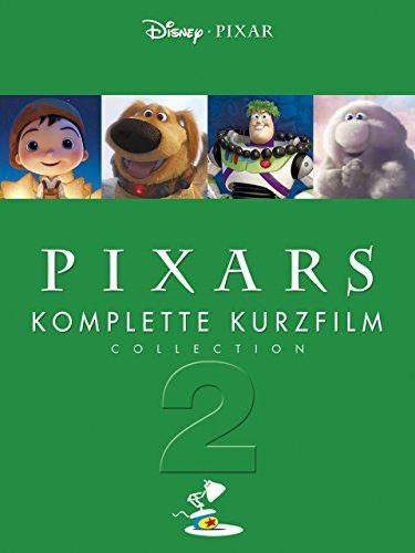 Pixars komplette Kurzfilm Collection 2 [dt./OV]
