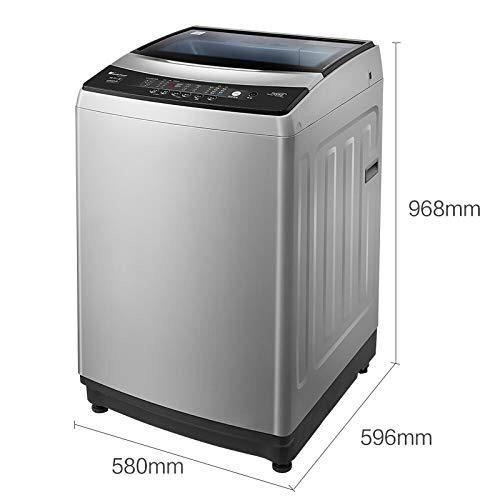 Wasmachine 10 kg Automatische doe-het-zelf zelf-programma gezonde zelfreinigende emmer met grote capaciteit water val, serie: 8 kg [ex-modellen, inverter-motor]