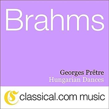 Johannes Brahms, Hungarian Dances