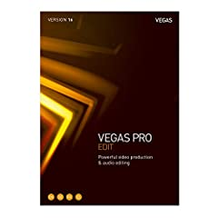 Fast, innovative and powerful: Video editing with VEGAS Pro 16 Edit Achieve stable results and track video objects with image stabilization and motion tracking Dynamic storyboard workflow with direct Timeline link Breathtaking colors for HDR content ...