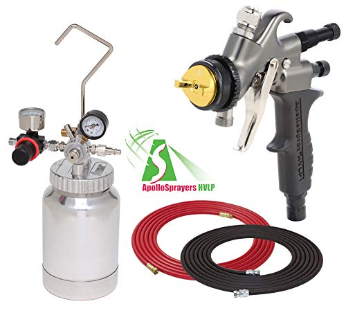 Apollo 2 Quart 7700C Spray Gun