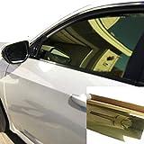 One Way Mirror Reflective Car Window Color...