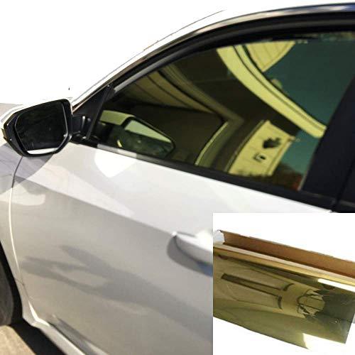 One Way Mirror Reflective Car Window Color Tint Film 10%VLT. (20