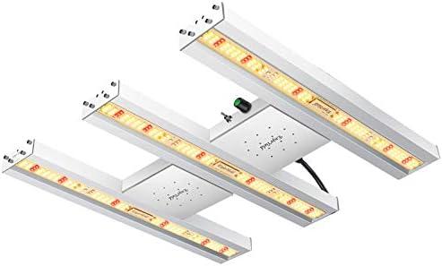 EnjoYield Slim ES1000 LED Grow Lights 2x2ft 3x3ft Dimmable Full Spectrum Grow Light Grow Lamp product image