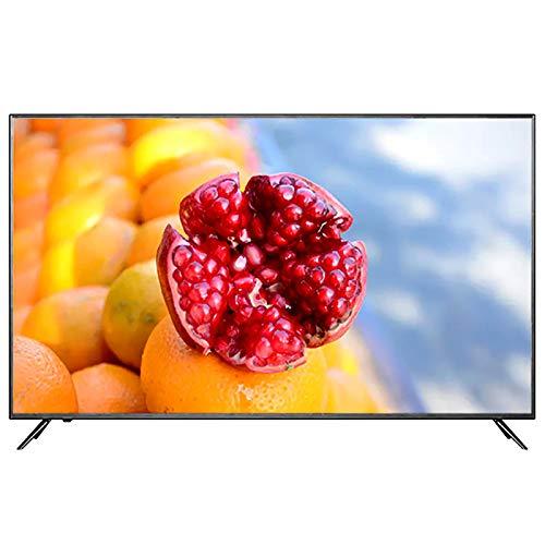 LHONG Smart TV 4K de 32/42/50/55/60/65 Pulgadas, resolución 1080P LED Smart TV Android y Wi-Fi HDMI VGA USB Smart TV relación de Aspecto 16: 9