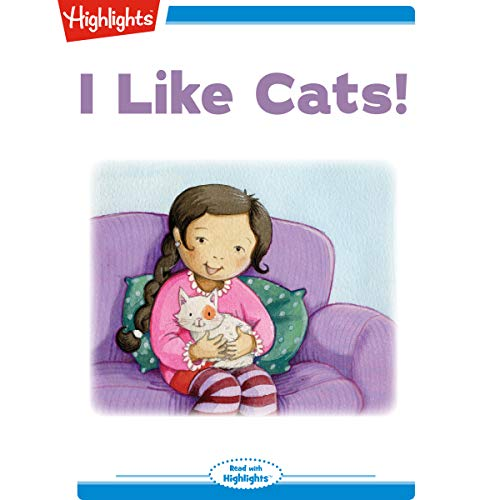 I Like Cats! and Other Purr-fect Stories copertina