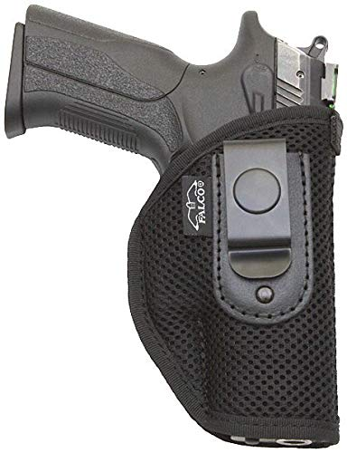 Craft Holsters Glock 40 Compatible Holster - Concealed Carry Nylon Holster (433/4)