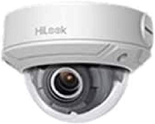 Camara HILOOK H.264 Series / D6 Series VARI-Focal IR Dome/Res 2MP/ Lente 2.8~12MM VF/ IP67, IK10 /hasta 30M IR/Metalica (IPC-D620-Z)