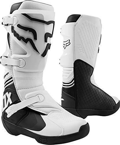 FOX Comp Stivali Motocross Bianco 12