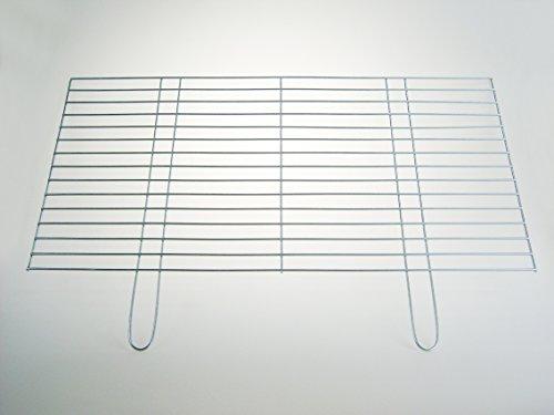Grille 100 x 50 cm – Coussin Baguettes 4 mm de diamètre – Stable & modèle lourd avec deux poignées