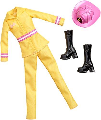 Barbie Ich wäre gern.... Fashion Kleid gelb