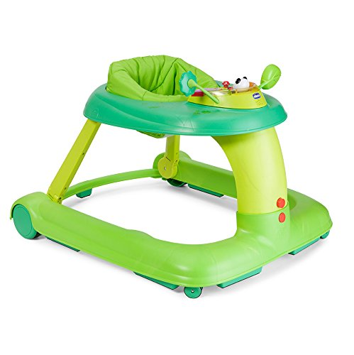 Chicco Activity-Center 123 - Tacatá con centro de juegos verde