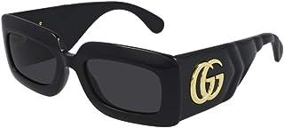 Gucci Gafas de Sol GG0811S Black/Grey 53/21/145 mujer
