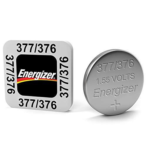 1 X 10 Energizer 377 376 Watch Battery SR626SW SR626W
