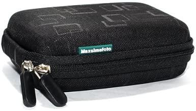 Maxsimafoto   Semi Hard case BLACK for Canon PowerShot G9X  G9X II  SX220  SX240 HS  SX260 HS  SX270 HS  SX280 Samsung PL200  ST600  WB150  WB750  WB850 Digital Camera