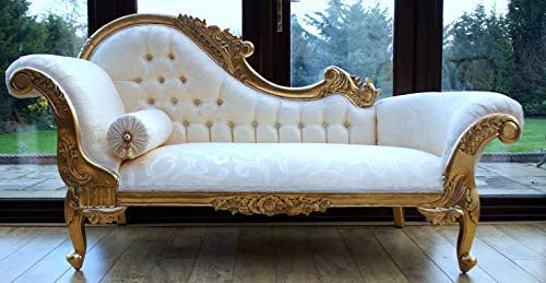 Star Enterprises Teakwood Diwan Couch  3 Seater Chaise Lounge