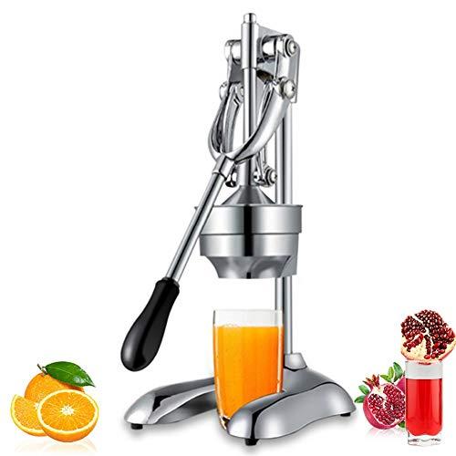 Newest Acero inoxidable Exprimidor de naranja limón Cítricos exprimidor de limón prensa de...