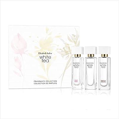 Elizabeth Arden White Tea Fragrance Collection 3 Piece Mini Gift Set, Perfume for Women