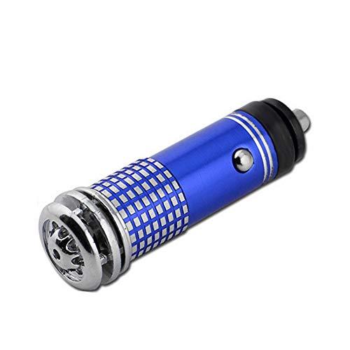 Ndier 12V Auto purificador de Aire portátil purificador de Aire Auto Aire ambientador y Olor Eliminator Remover Azul Auto Accesorios