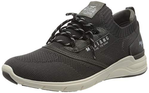 MUSTANG Herren 4151-302-259 Sneaker, Grau (Graphit 259), 43 EU