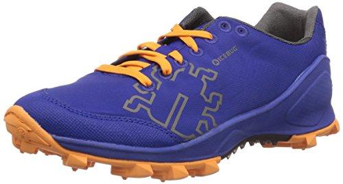 Icebug Women's Zeal RB9X Running Shoe, Lilac/Marigold, 6 M US