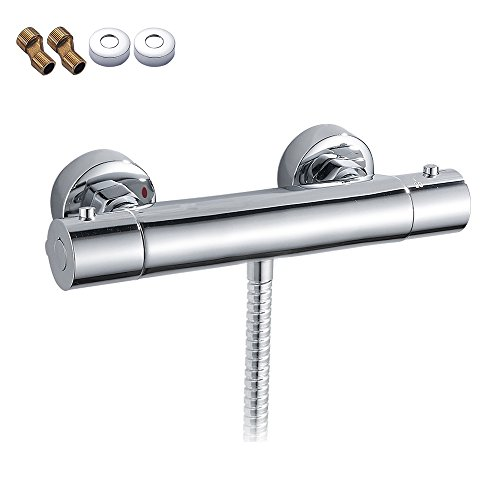 Duscharmatur Thermostat Duschthermostat Brausethermostat Mischbatterie Thermostatventil Dusche