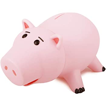 Pink Wooden Money Box Pears Piggy Bank Kids For Children Room Decoration Gift Z