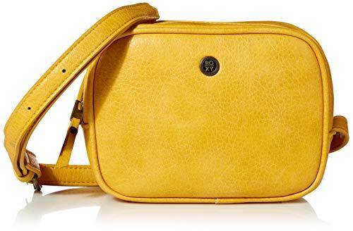 Roxy Women's All The Feels Vegan Leather Crossbody Bag, Mineral Yellow, 1SZ