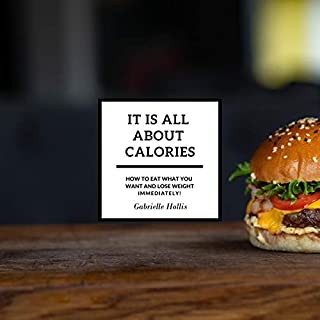 It Is All About Calories cover art