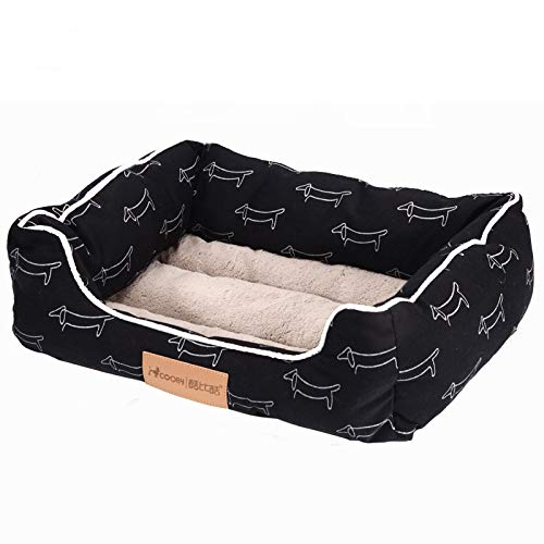 Cama Perro Cama para Perros para Gatos Casa Estera para Mascotas Camas para Perros Suministros Cama para Gatos Perros Casa para Gatos Estera Productos para Mascotas para Animales Cachorro XL BALC