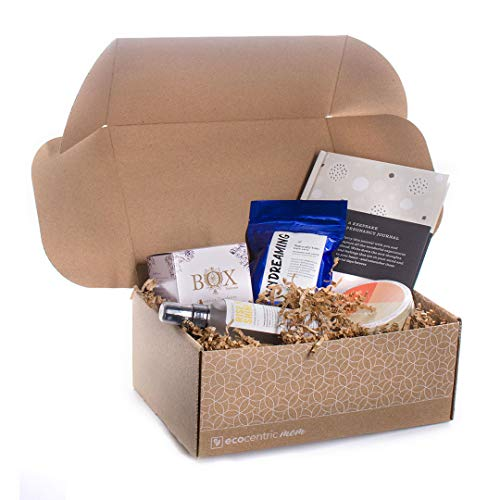 Ecocentric Mom 1st Trimester Organic Pregnancy Gift Box